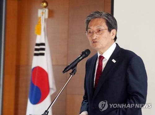 노영민 주중대사 [연합뉴스 자료사진]