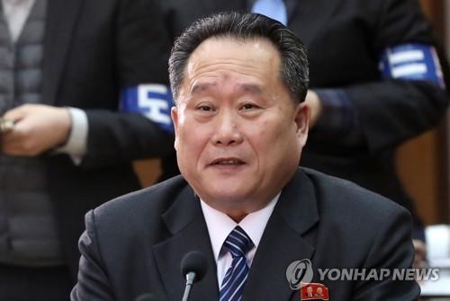 """북 리선권 """"엄중 사태 해결않는 한 남과 마주앉기 쉽지 않을 것"""""""