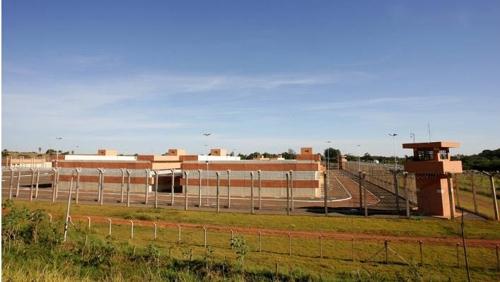 테러 용의자들이 수감된 브라질 연방교도소 [브라질 일간지 에스타두 지 상파울루]