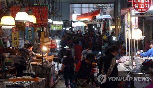 광주 양동시장 [연합뉴스 자료사진]