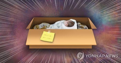 고교·여대생 커플, 갓난아기 방치해 숨지자 유기
