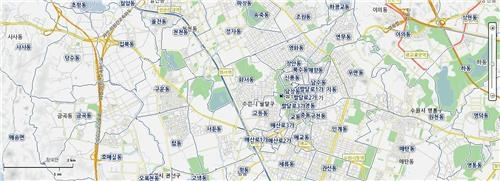 '한 동네, 두 이름'…헷갈리는 행정동·법정동