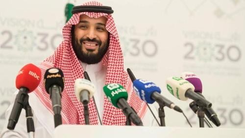 사우디 왕세자 4주째 모습 감춰…이란서 총격 사망설 제기
