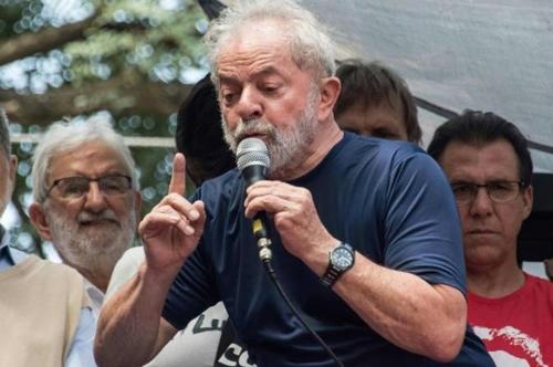 """브라질 좌파 노동자당 """"여전히 룰라""""…대선후보 추대 강행할 듯"""
