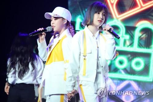 """유나킴·전민주 다시 일어서다…""""여자 브루노 마스 되고싶어"""""""