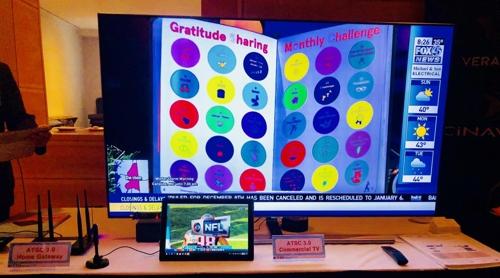 전자통신연구원, 미국서 '다채널 HD기술' 실시간 방송 시연 성공