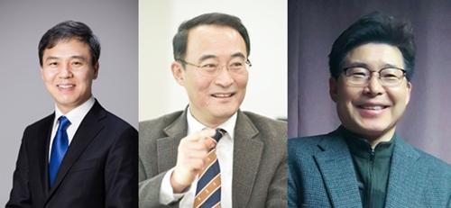 전주시장 선거전…김승수 '경제'-이현웅' 능력'-오형수 '교체'