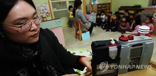 경기도내 어린이집 61% '공기 중 곰팡이' 기준치 초과