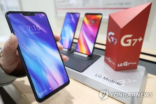 LG G7 씽큐 디스플레이 'M+ LCD' 표기 놓고 적정성 논란