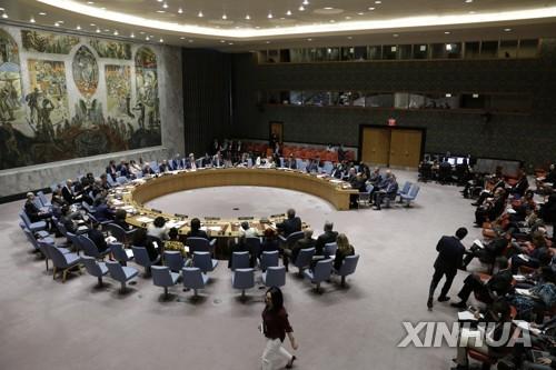 유엔, '굶주림을 전쟁수단으로 삼는 행위 금지' 결의안 첫 가결