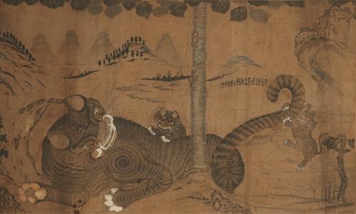 '옛 선인들의 일상 예술' 제주민화를 만나다
