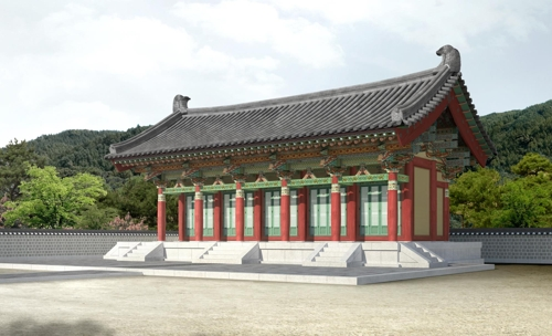 부여군, 사비 백제 6대왕 숭모전 건립…30억원 투입
