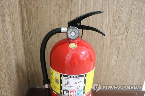 [충북소식] 음성군 취약계층 소화기·경보기 무료 보급