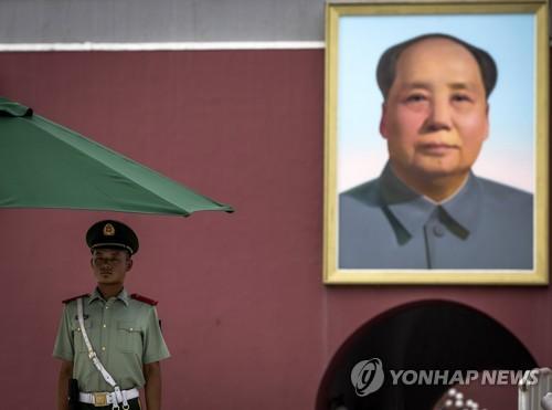 마오쩌둥 신봉자들, 中 본토 대신 홍콩서 집회 연 이유는