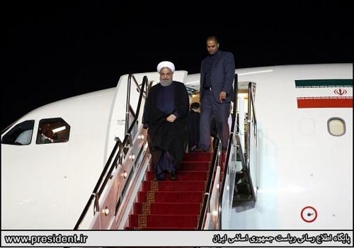 미, 이란 대통령 전용기 운영 항공사 제재대상 지정