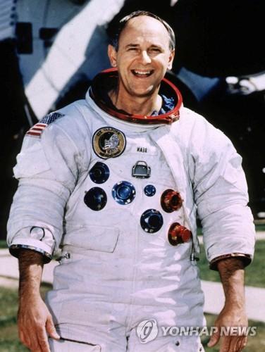 인류 4번째 달표면 내디딘 우주비행사 앨런 빈 별세