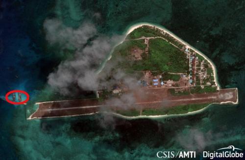 필리핀, 남중국해 티투 섬 비행장 보수…中에 맞대응하나