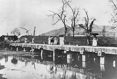 [쉿! 우리동네] 조선시대 가장 긴 돌다리…땅속 전설 된 남석교
