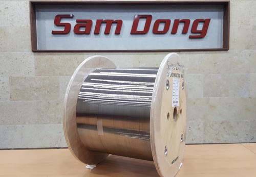 1㎞급 이붕화마그네슘 초전도선 제조 성공