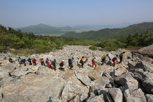 다도해 펼쳐진 땅끝 해남 달마고도…6월 걷기 여행길 선정