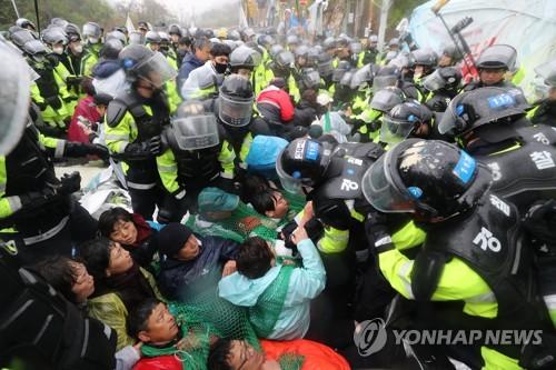 [격전지를 가다] 경북 성주군수…사드 갈등 봉합 적임자 경쟁