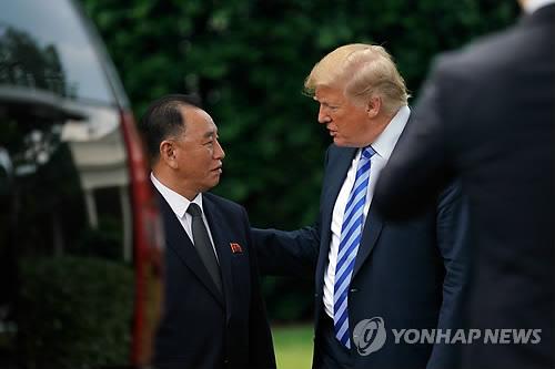 """""""김정은 위원장이 '비핵화' 전념하는 것으로 믿어요"""""""