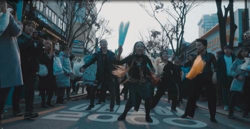 서울로7017에서 댄스댄스…시민 축제단 400명 모집