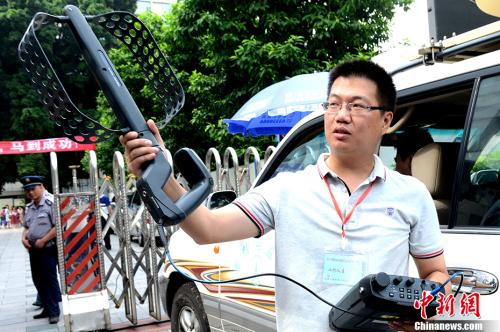 중국 대입시험 '가오카오' 돌입…8년만에 최다 975만명 응시