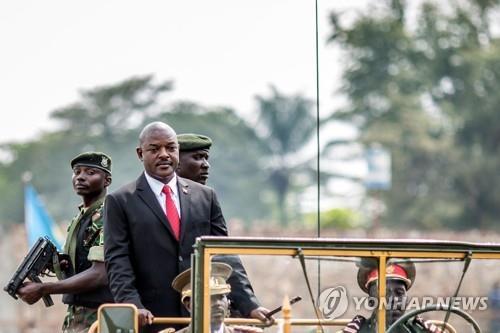 """부룬디 대통령 """"오는 2020년 대통령직에서 물러날 것"""""""