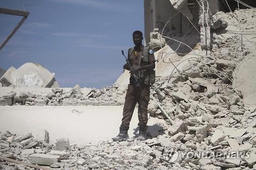 소말리아서 무장단체 공격에 미군 1명 사망·4명 부상
