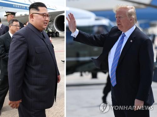 세기의 정상회담 앞둔 북미 정상
