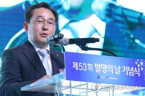 이준석 발명진흥회 상근부회장 [연합뉴스 자료사진]