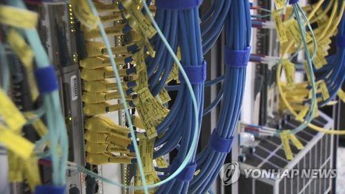 컴퓨터 서버 [연합뉴스TV 제공]