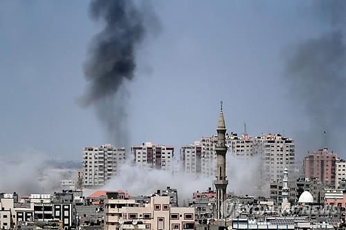"""유엔 중동특사 """"하마스가 폭력 멈추면 가자지구 회복 도와야"""""""