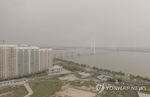 '수개월 폭등' 중국 단둥 주택가격 다소 진정세