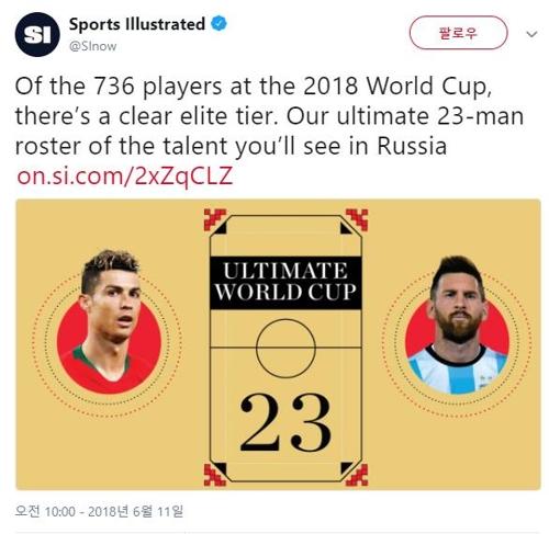 스포츠일러스트레이티드(SI) 트위터