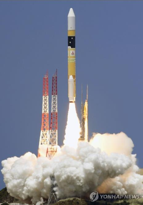 일본, '北 미사일 감시' 목적 첩보위성 발사