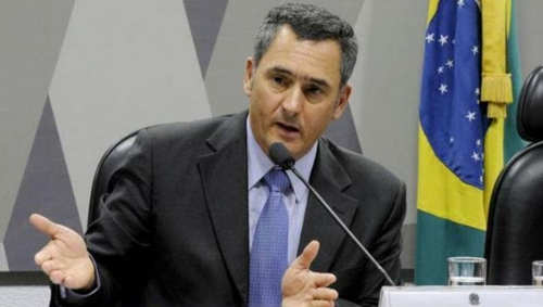 에두아르두 과르지아 재무장관 [브라질 뉴스포털 UOL]