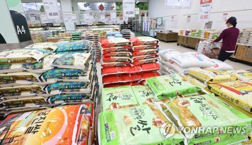 쌀 [연합뉴스 자료 사진]