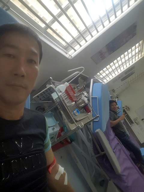 캄보디아 교민의 뜨거운 동포애…긴급수혈 요청에 수십명 자원