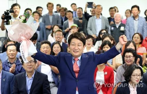 권영진 후보 대구시장