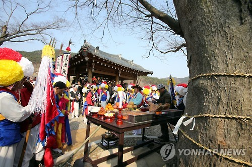 중요무형문화재 임실필봉농악 [연합뉴스 자료사진]