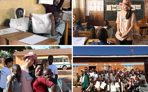 지난해 우간다에서 진행한 의료봉사활동 장면.[아중동한인회총연합회 제공]