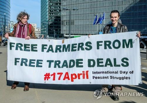 """伊, 통상에서도 EU와 엇박자?…""""EU-캐나다 FTA 비준 안해"""""""