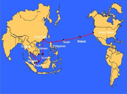 베트남서 해저케이블 고장으로 인터넷 접속장애…올해 세번째