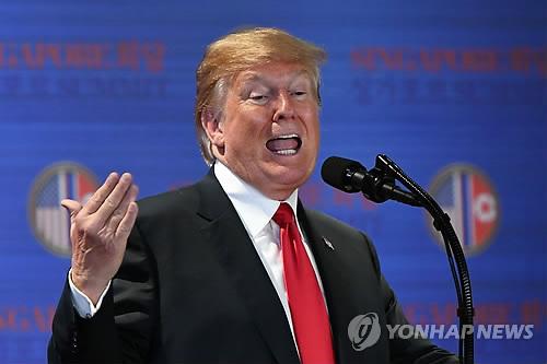 """트럼프, 러시아 수사 맹비난…""""마녀사냥·조작·이중잣대"""""""