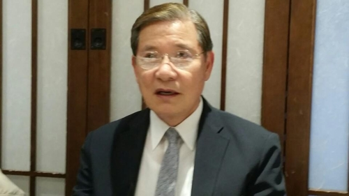 손성원 석좌교수 겸 경제컨설팅사 'SS 이코노믹스' 대표