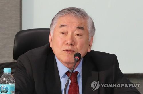 """문정인 """"새 평화 만들겠단 남북 정상 의지, 상상 초월"""""""