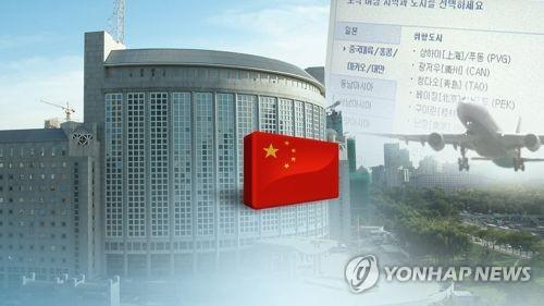 일본 양대 항공사도 중국의 '대만 표기' 수정 요구에 굴복
