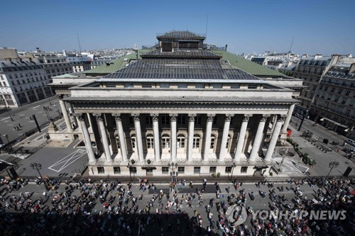 프랑스 올해 경제성장 1.7% 전망…작년보다 상당폭 꺾일듯